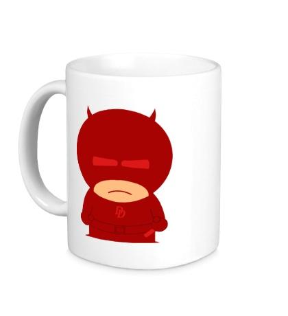 Керамическая кружка Small Daredevil