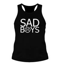 Мужская борцовка Sad boys