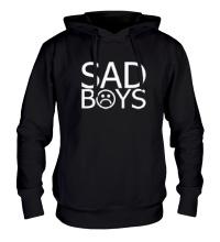Толстовка с капюшоном Sad boys