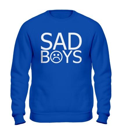Свитшот Sad boys