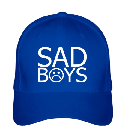 Бейсболка Sad boys