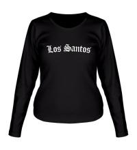 Женский лонгслив Los Santos