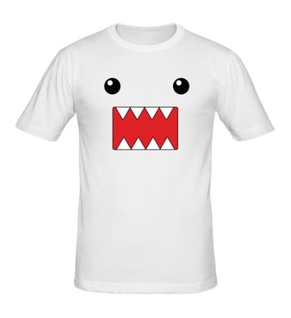 Мужская футболка Домо-кун