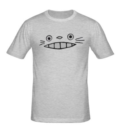 Мужская футболка Мой сосед Тоторо