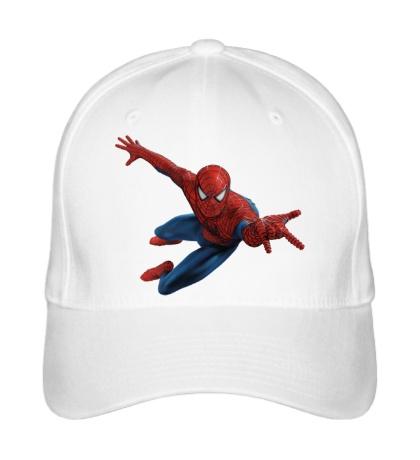 Бейсболка Летящий Человек-Паук