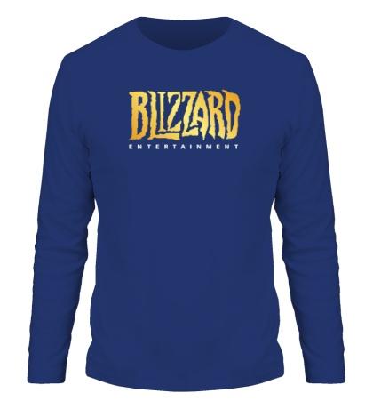 Мужской лонгслив Blizzard Entertainment