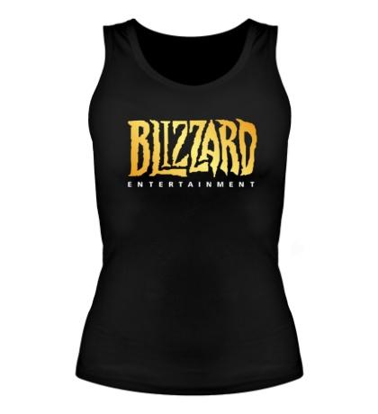 Женская майка Blizzard Entertainment