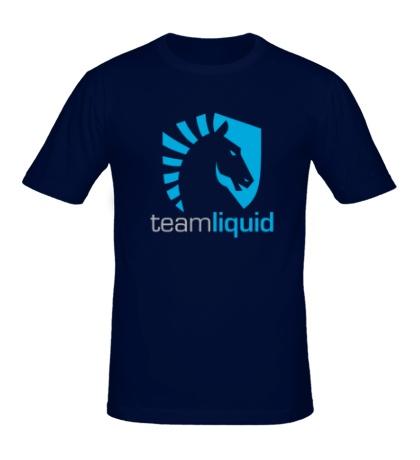 Мужская футболка Team Liquid