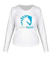 Женский лонгслив Team Liquid