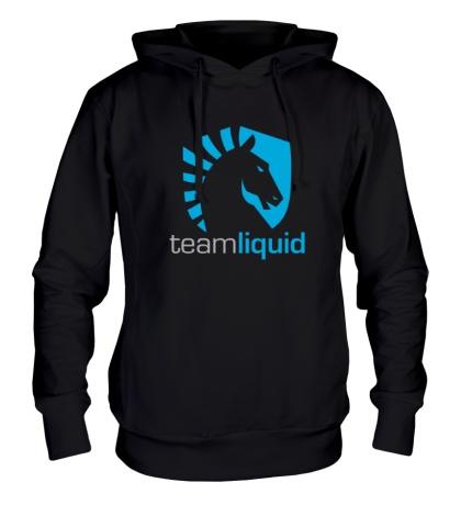Толстовка с капюшоном Team Liquid