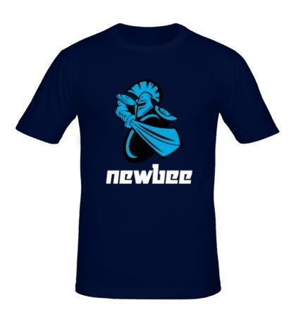 Мужская футболка Newbee Team