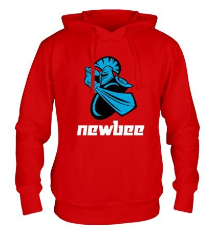 Толстовка с капюшоном Newbee Team