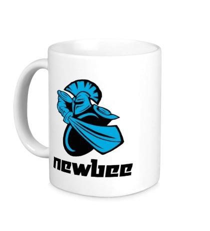 Керамическая кружка Newbee Team