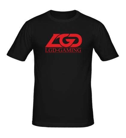 Мужская футболка LGD Gaming Team