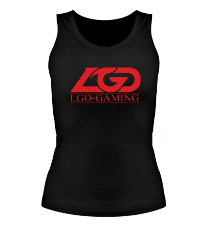 Женская майка LGD Gaming Team