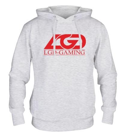 Толстовка с капюшоном LGD Gaming Team