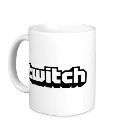 Керамическая кружка Twitch Streaming