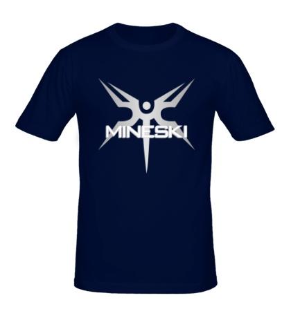 Мужская футболка Mineski Team