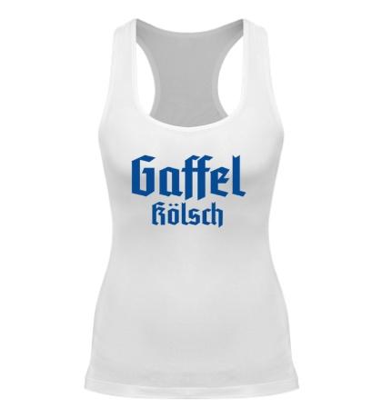 Женская борцовка Gaffel Kolsch Beer