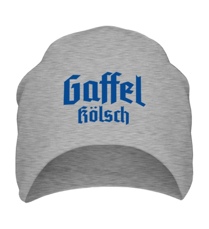 Шапка Gaffel Kolsch Beer