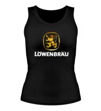 Женская майка Lowenbrau Beer
