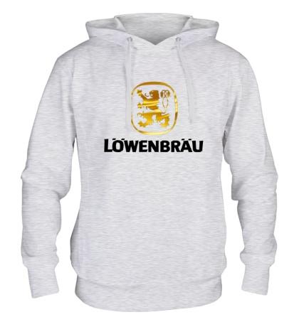 Толстовка с капюшоном Lowenbrau Beer