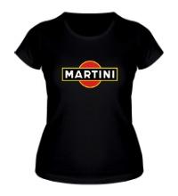 Женская футболка Martini