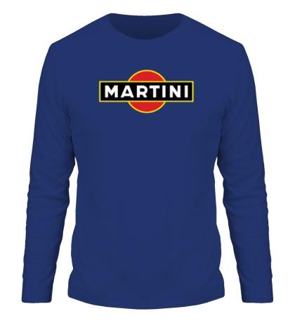 Мужской лонгслив Martini