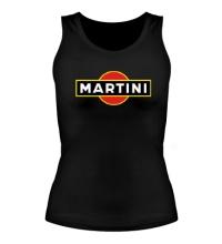 Женская майка Martini