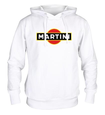 Толстовка с капюшоном Martini