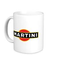 Керамическая кружка Martini