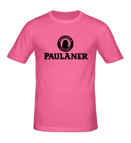 Мужская футболка Paulaner Beer