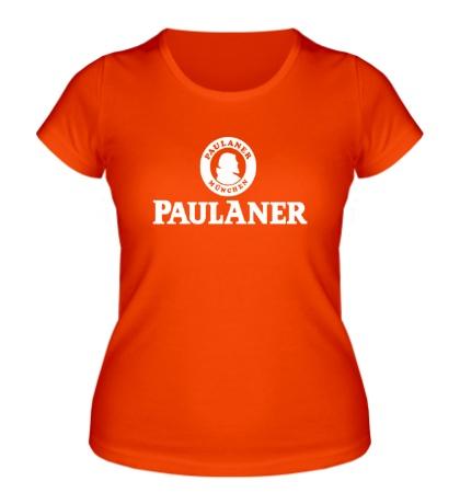 Женская футболка Paulaner Beer