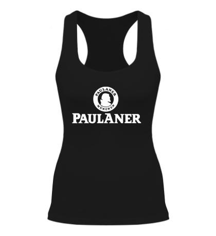 Женская борцовка Paulaner Beer