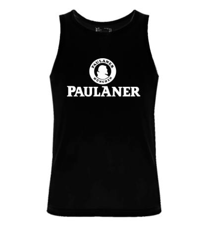 Мужская майка Paulaner Beer