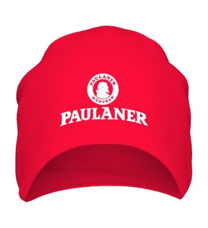 Шапка Paulaner Beer
