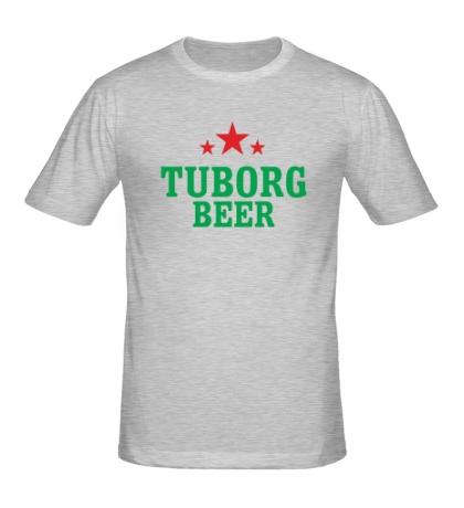 Мужская футболка Tuborg Beer