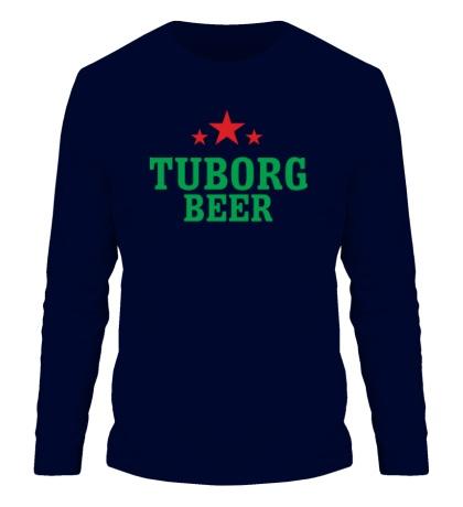 Мужской лонгслив Tuborg Beer