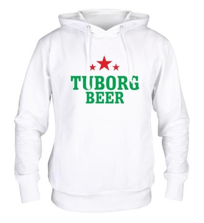 Толстовка с капюшоном Tuborg Beer