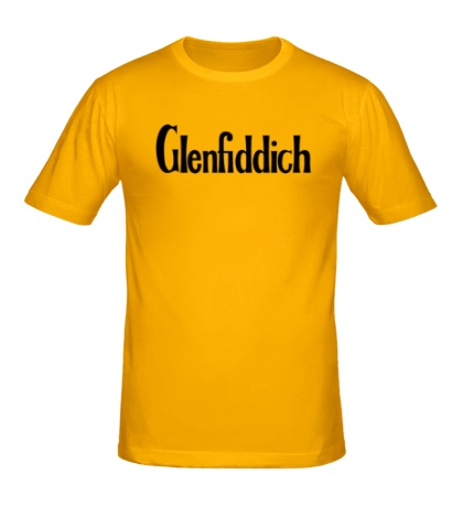 Мужская футболка Glenfiddich