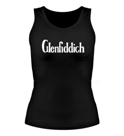 Женская майка Glenfiddich