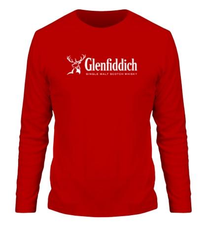 Мужской лонгслив Glenfiddich logo