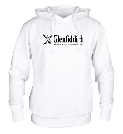 Толстовка с капюшоном Glenfiddich logo