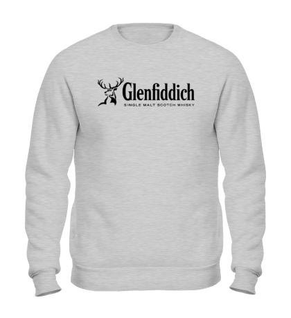 Свитшот Glenfiddich logo