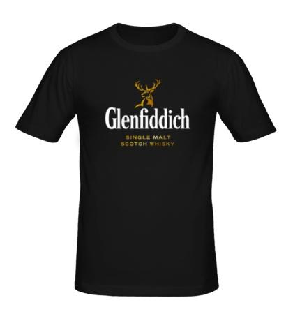 Мужская футболка Glenfiddich: Scotch Whisky
