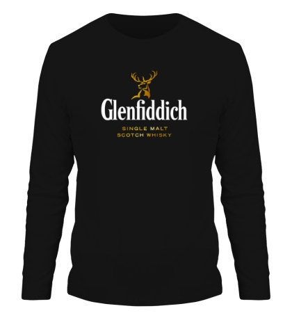 Мужской лонгслив Glenfiddich: Scotch Whisky