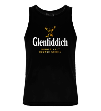 Мужская майка Glenfiddich: Scotch Whisky