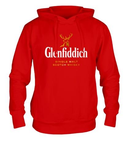 Толстовка с капюшоном Glenfiddich: Scotch Whisky