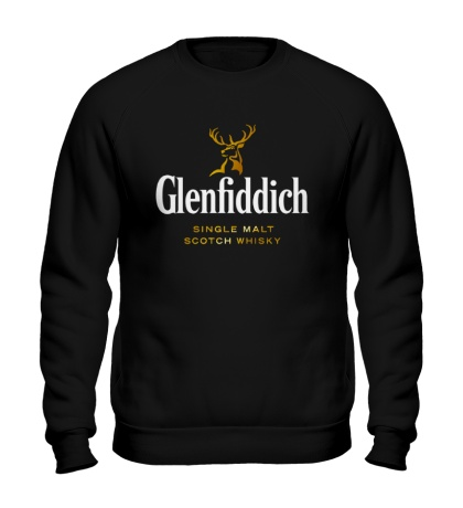 Свитшот Glenfiddich: Scotch Whisky