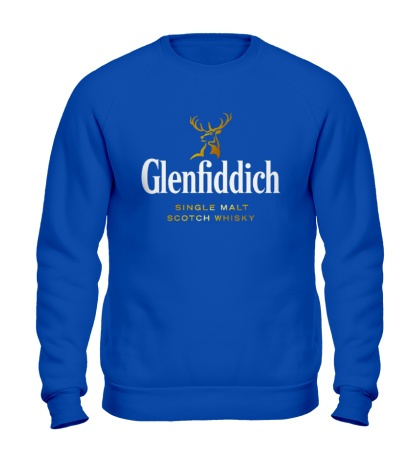 Свитшот Glenfiddich: Scotch Whisky